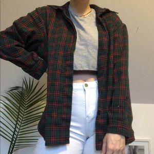 🍯2/$20🍯 Plaid Button Up